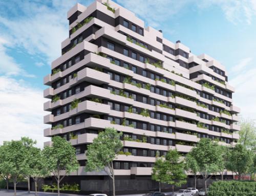 Madrid 92 viviendas, España